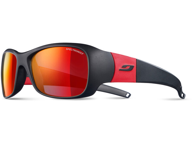 Julbo Piccolo Spectron 3CF Glasögon Barn 8-12Y röd/svart
